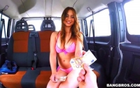 Taylor Sands (European Babe Filled With Hard Dick on the bus) (2015) SiteRip