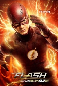 Флэш / The Flash  (2 сезон 1-23 серии из 23) (2015-2016)  WEB-DLRip | NewStudio