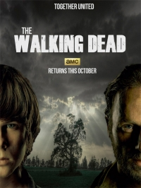 Ходячие мертвецы  / The Walking Dead (6 сезон: 1-8 серии из 16) (2015) WEB-DLRip | Baibako