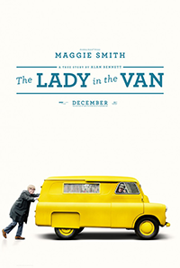 Леди в фургоне / The Lady in the Van (2015) HDRip | Лицензия