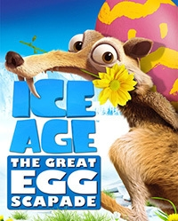 Ледниковый Период: Погоня за яйцами / Ice Age: The Great Egg-Scapade (2016) WEB-DLRip | Лицензия