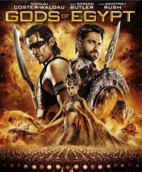 Боги Египта / Gods of Egypt (2016) BDRip 1080p |  HOU | 3D-Video | Лицензия