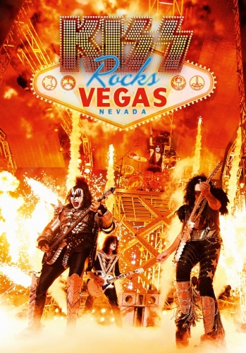 Kiss - Rocks Vegas 2014 (2016) HDTVRip 720p