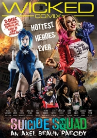 Отряд Самоубийц: Пародия / Suicide Squad XXX: An Axel Braun Parody (2016) DVDRip