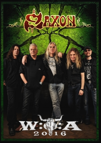 Saxon - Live at Wacken Open Air (2016) HDTVRip 720p