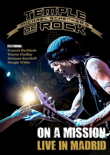 Michael Schenker's Temple of Rock: On a Mission - Live In Madrid (2016) BDRip 1080p