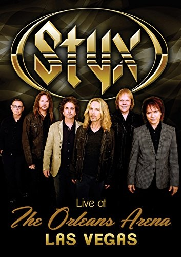 Styx - Live at The Orleans Arena Las Vegas (2016) DVD9