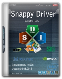 Snappy Driver Installer R513 (2016) PC