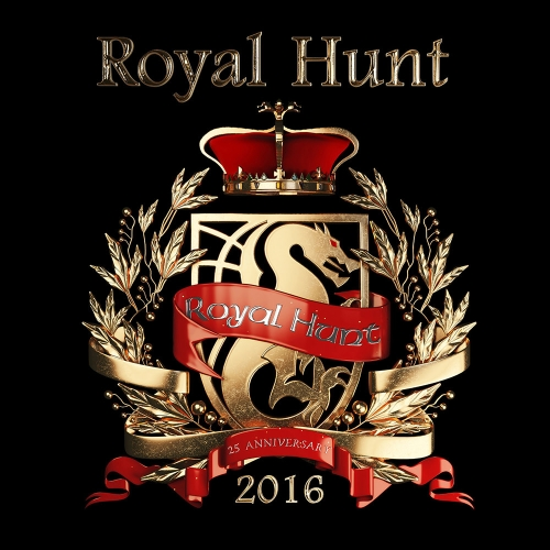 Royal Hunt - 2016 (25 Anniversary) (2017) DVD9